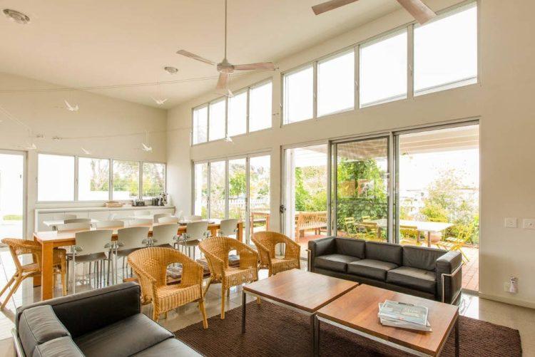 Indoor & Wine Terrace