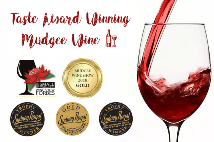 Mudgee Award Wines 2018