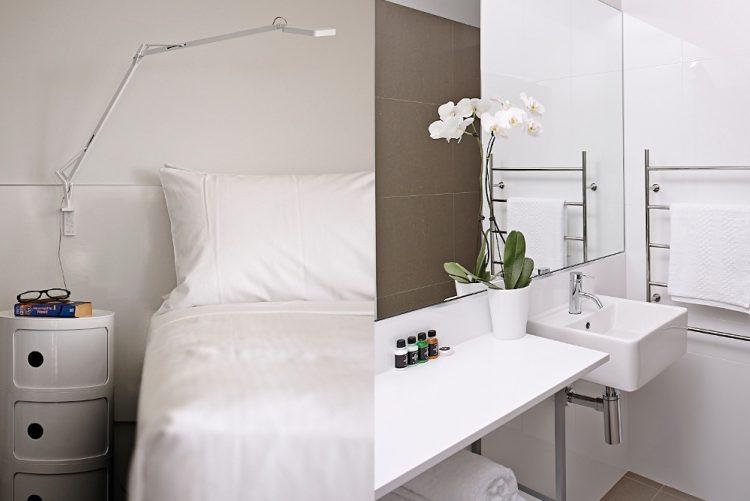 Sparking Bathroom