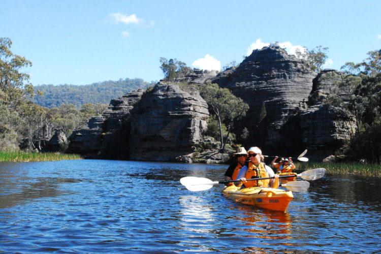 Ganguddy Kayak Tour