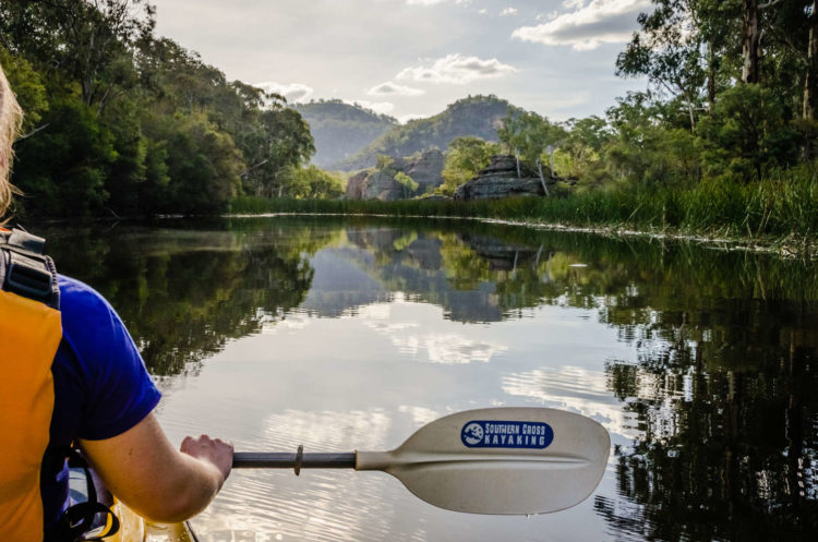 Wollemi Afternoon Paddle