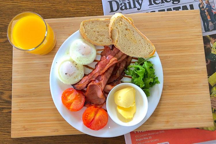 Horatio Breakfast