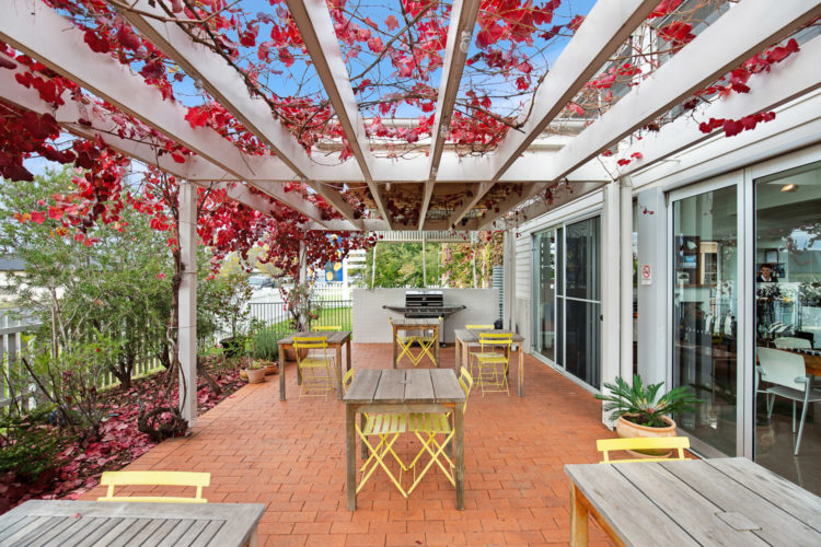 Horatio Wine Terrace Bbq