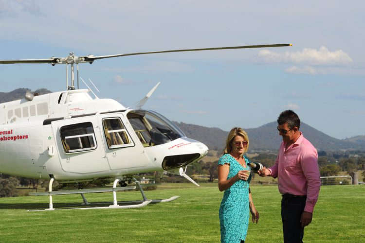 Helicopter Wine